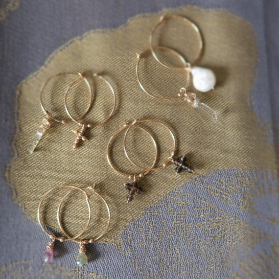 Earrings $42 Bottom set $49
