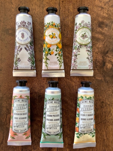 Purse size hand creams $8.50